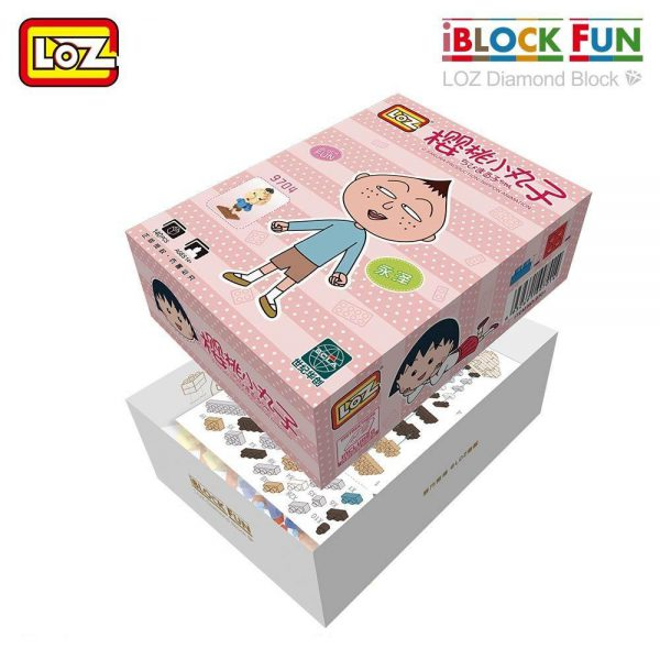 LOZ Diamond Blocks Japan Anime Dolls Official LOZ BLOCKS STORE