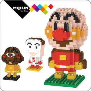 LNO Anime Anpanman Official LOZ BLOCKS STORE