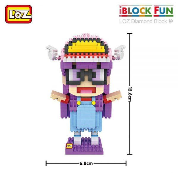 LOZ Diamond Blocks Character Janpan Anime Official LOZ BLOCKS STORE