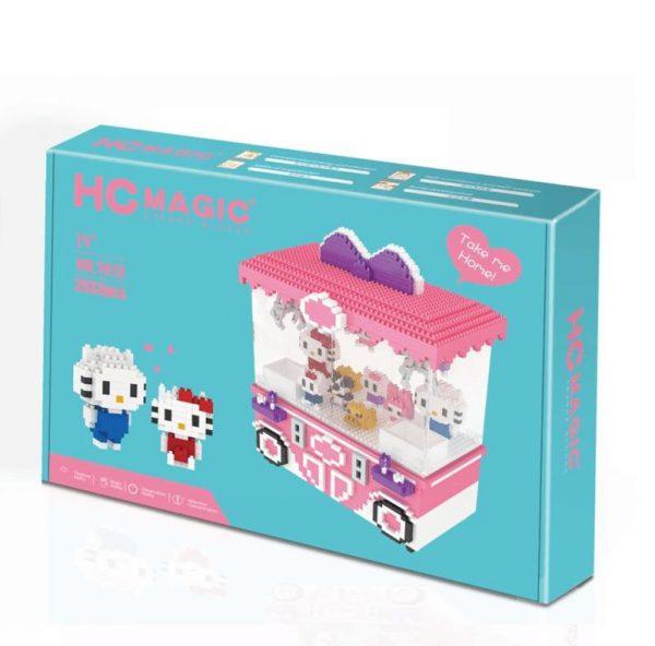 HC Magic Blocks Merry Go Round Game Model Official LOZ BLOCKS STORE