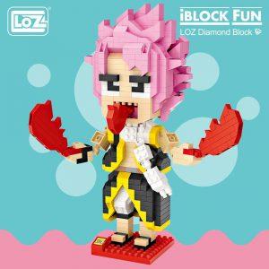 LOZ Diamond Blocks Japanese Anime Action Figures Official LOZ BLOCKS STORE