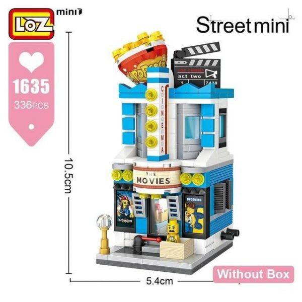 LOZ Mini Bricks City Official LOZ BLOCKS STORE
