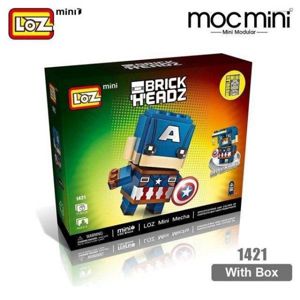 LOZ Mini Blocks Super Heroes Official LOZ BLOCKS STORE