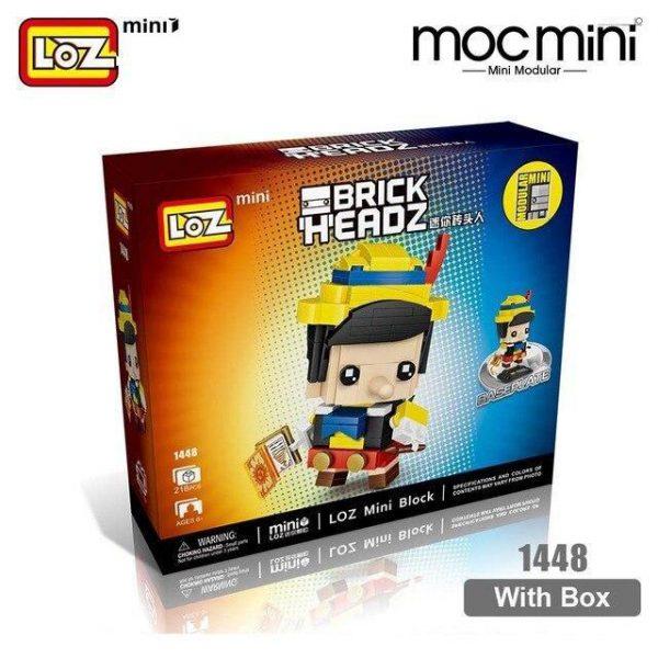 LOZ Mini Blocks Figure Cartoon Official LOZ BLOCKS STORE