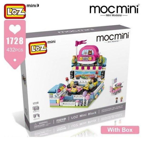 LOZ Mini Blocks Amusement Park Series Official LOZ BLOCKS STORE